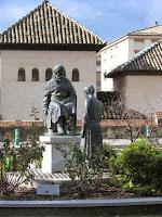 Monumento a Boabdil.