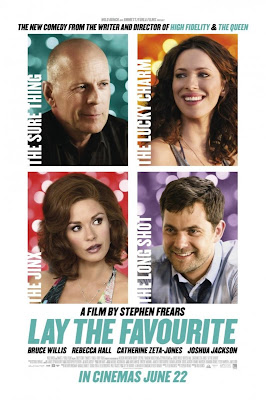 Ver Lay the Favorite (2012) Online
