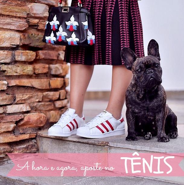 Como usar tênis