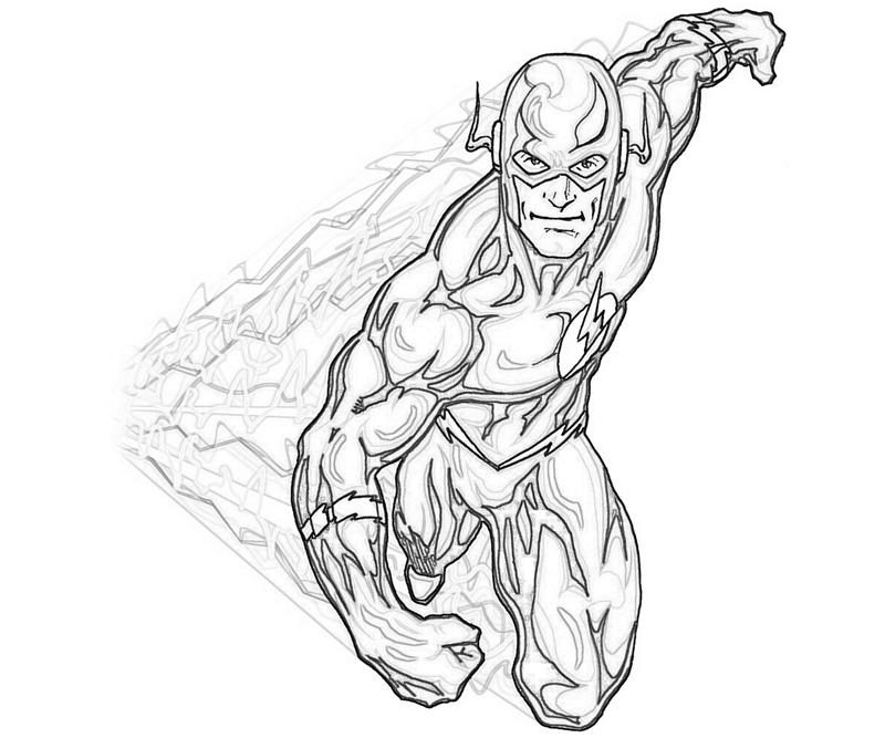 Flash Flash SuperHero