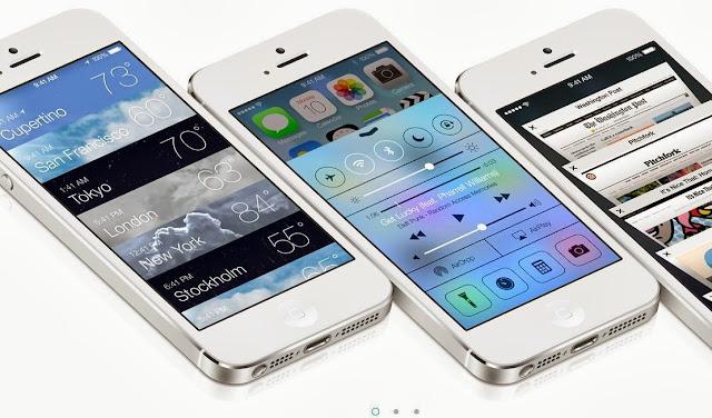iOS 7 Özellikleri