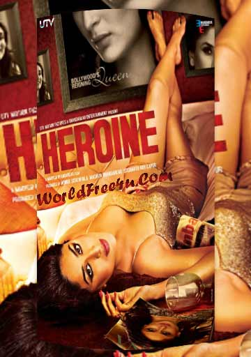 Cover Of Heroine (2012) Hindi Movie Mp3 Songs Free Download Listen Online At worldfree4u.com