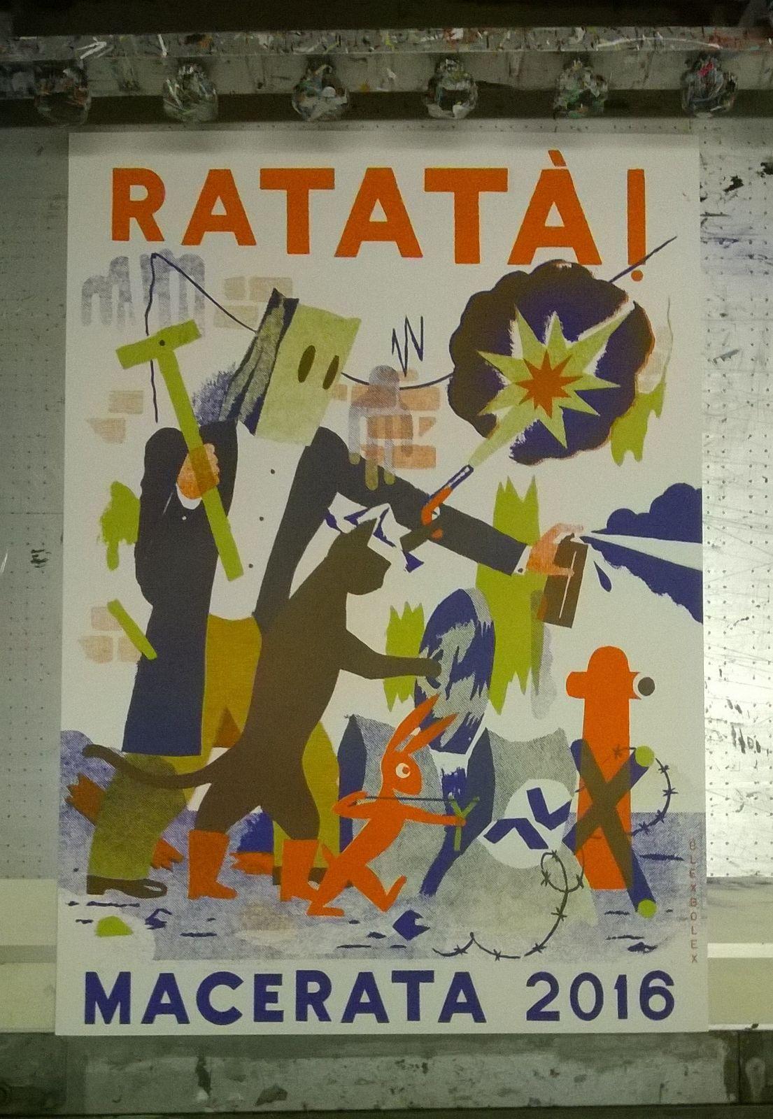 BLEXBOLEX pour Ratatà