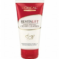 L'Oreal Revitalift Cream Cleanser