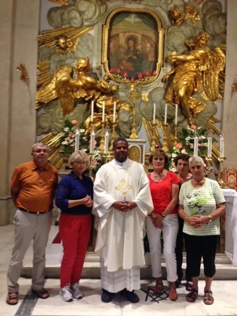 Sankt afra ratshausen pilgerreise nach rom for Koch ratshausen
