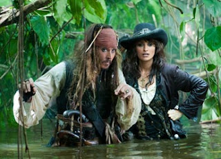 Piratas do Caribe - Penelope Cruz