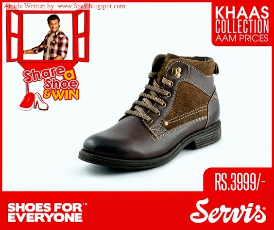 Latest Collection of Serivs Shoes with Price