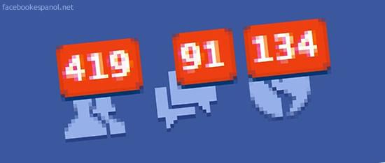 notificaciones facebook en español