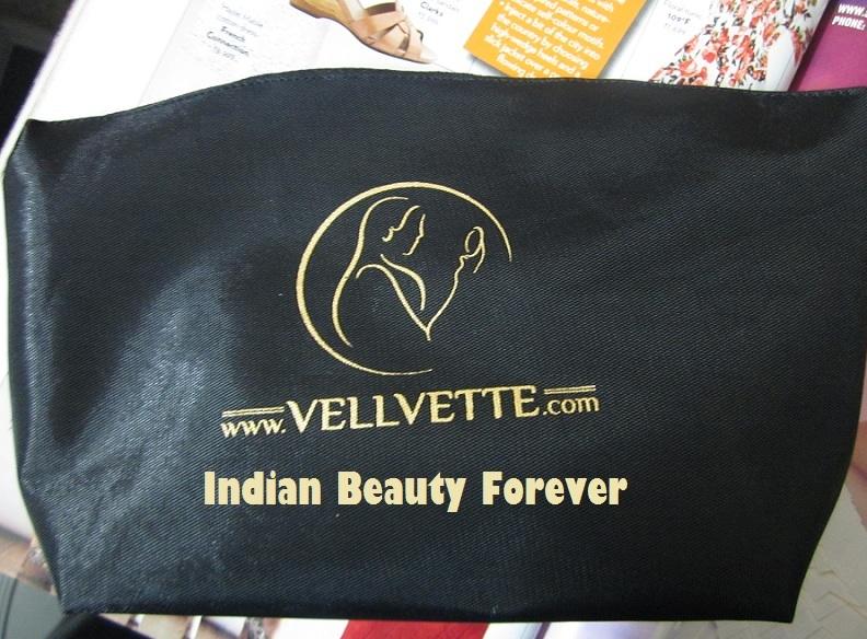 August Vellvette bag/box