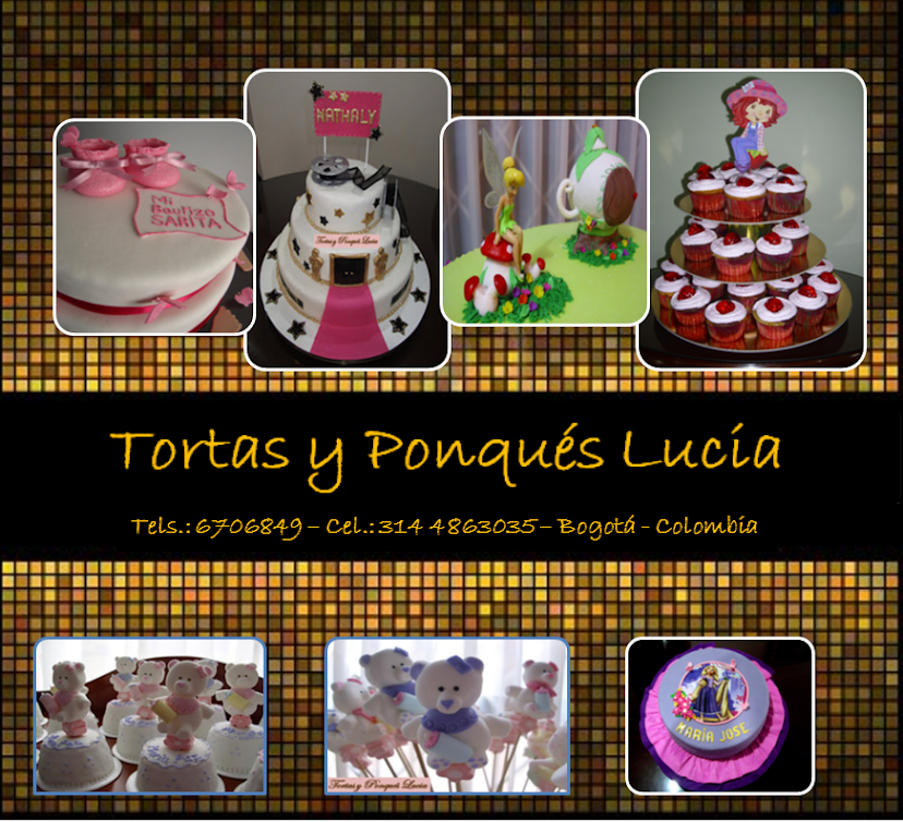 Tortas y Ponques Lucia