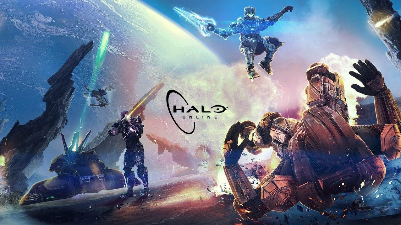 Halo Online анонс игры