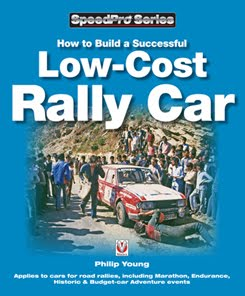 How To Build A Low Cost Rally Car
