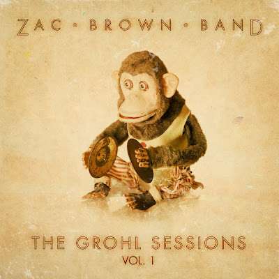 Zac Brown Band - The Grohl Sessions, Vol. 1 - EP (Mastered for iTunes) Cover