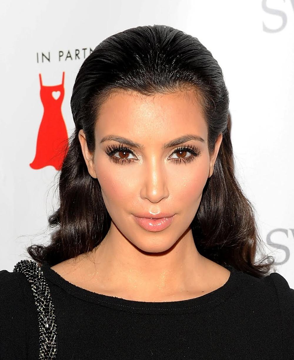 Kim Kardashian Haircut 09