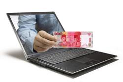 Cara mencari uang di internet