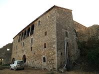 Façanes de llevant i nord del mas de L'Espina
