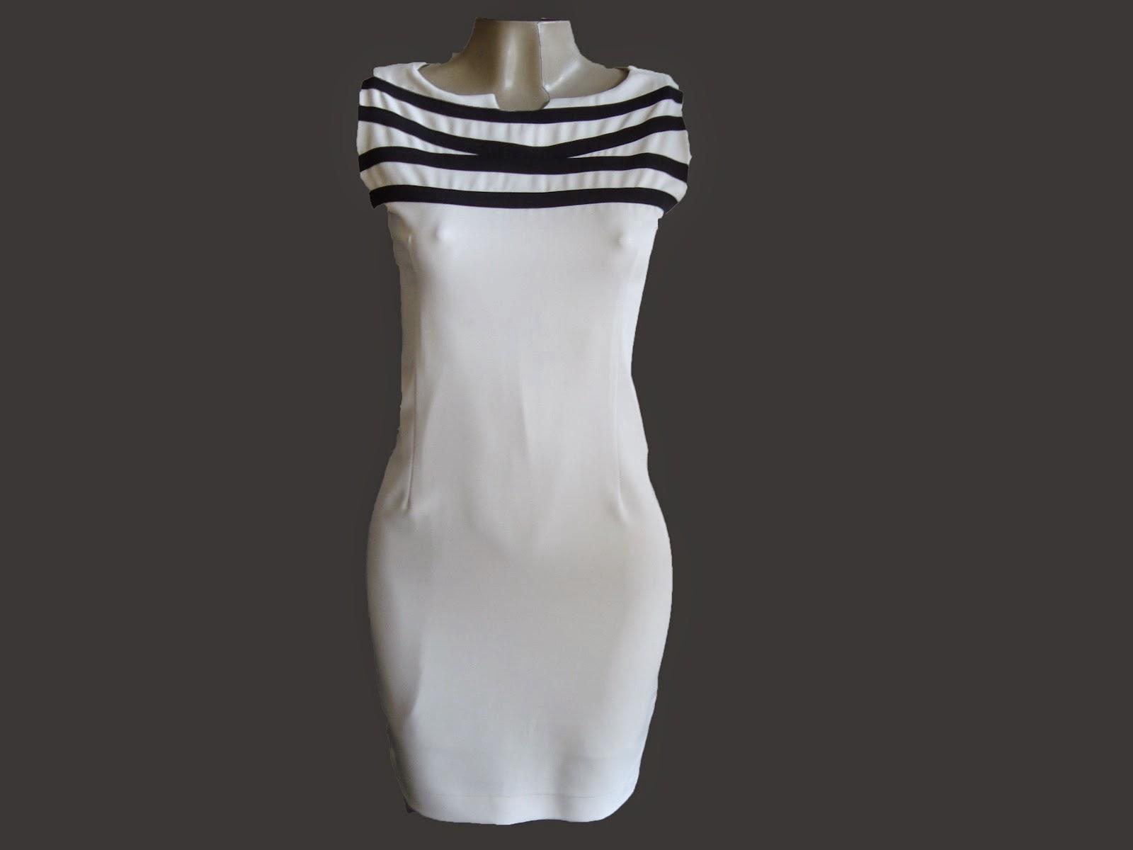 vestido de tubinho de prada