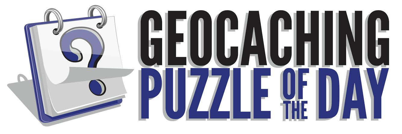Geocaching Puzzle of the Day
