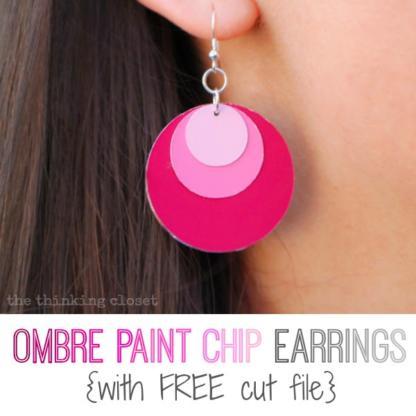 http://www.thinkingcloset.com/2014/03/10/ombre-paint-chip-earrings-free-cut-file/