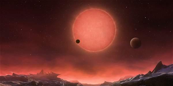 Detectan planetas similares a la tierra