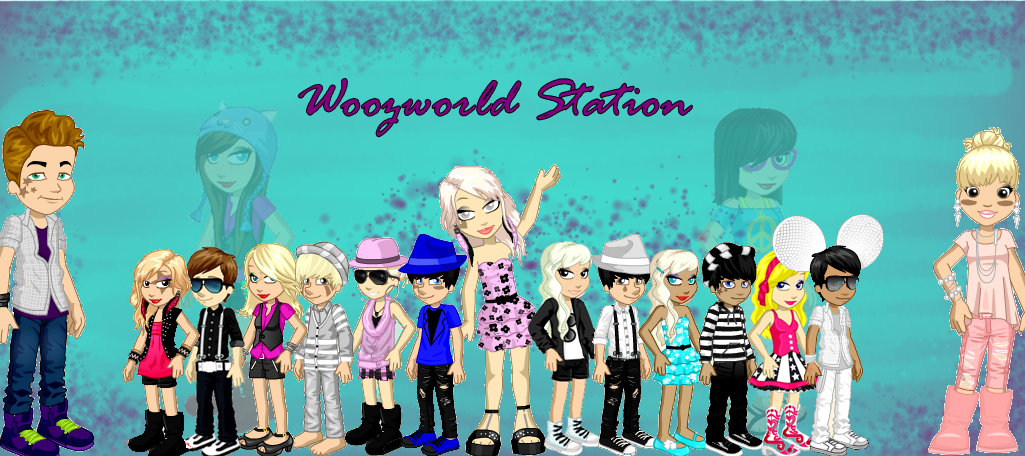 Woozworld Station l we got the latest news, trends and more! l you're source for everything WZW