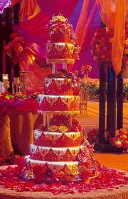 Cheap Indian Wedding Cake Pictures