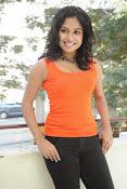 Actress Vrushali Sizzling Photo shoot-thumbnail-20