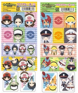 PokemonMate Clear Sticker Animate