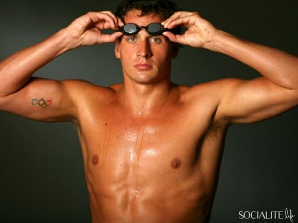 Ryan Lochte Swimmer Olympics 2012