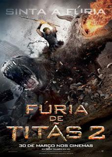 Assistir Filme Online Fúria de Titãs 2