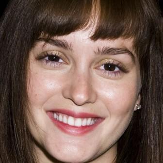 Leighton Meester smile