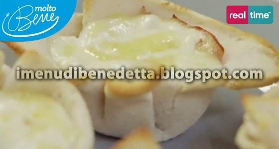 Croque Madame Muffin di Benedetta Parodi