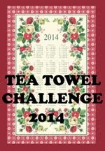 Tea Towel Challenge 2014
