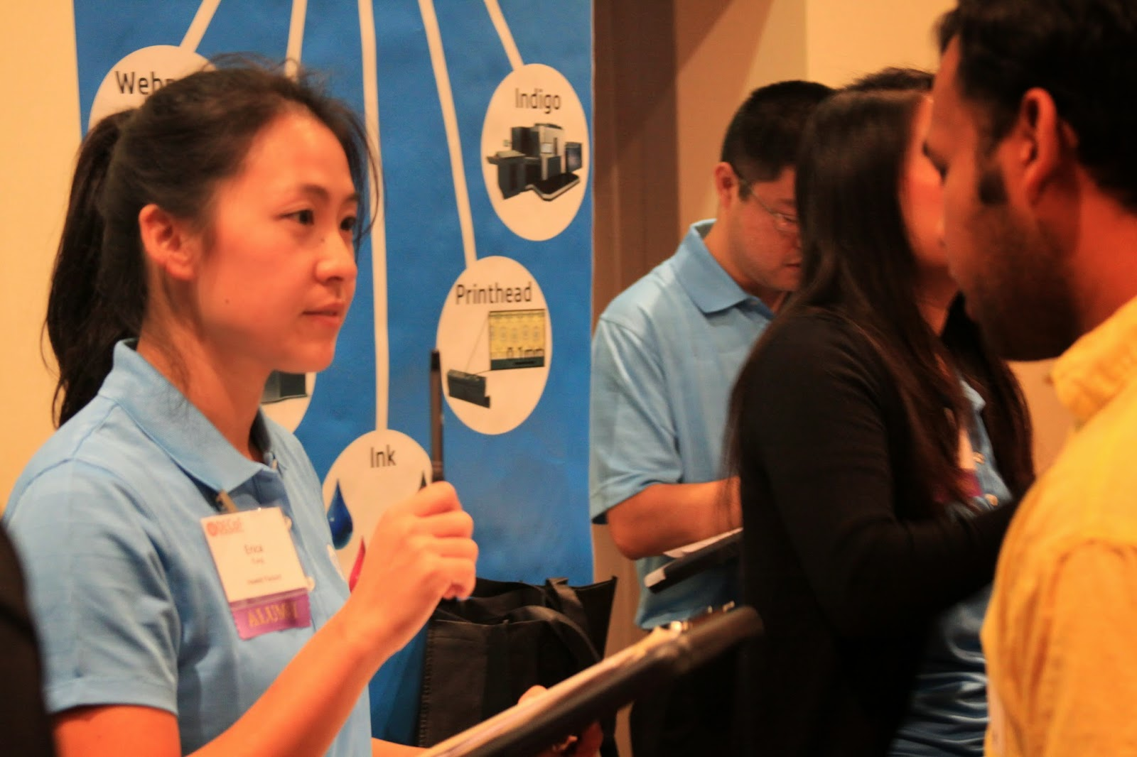 UC San Diego Jacobs School of Engineering blog: Hundreds turn out for DECaF career fair