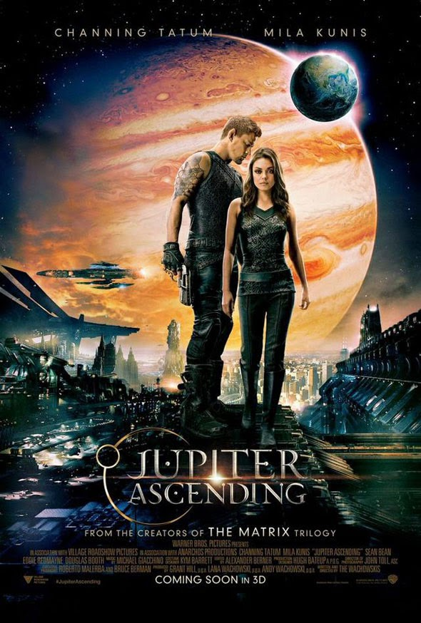 Jupiter Ascending Latest Poster