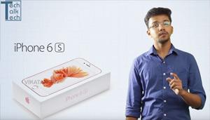 Comparison of Apple 6 & 6s | Tech Talk Tech
