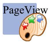Cara memasang page view di blog,page view