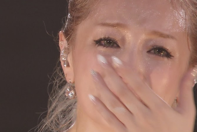 Ayu is hurt by Namie's song | Random J pop