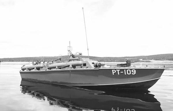 John F. Kennedy's PT-109