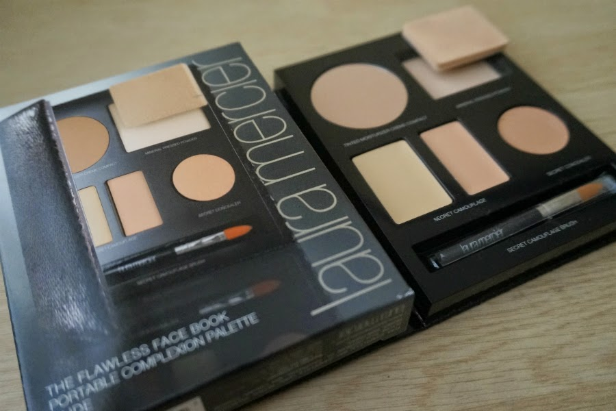 Laura Mercier The Flawless Face Book in Nude
