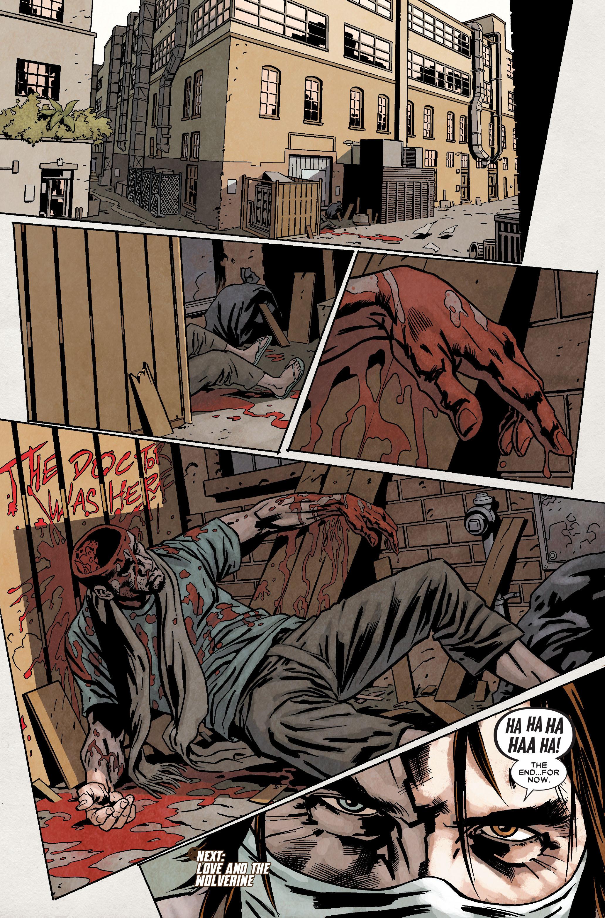 Wolverine: Weapon X #9 #8 - English 24