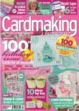 CARDMAKER OF THE YEAR 2011 RUNNER UP FOR STAMPENDOUS