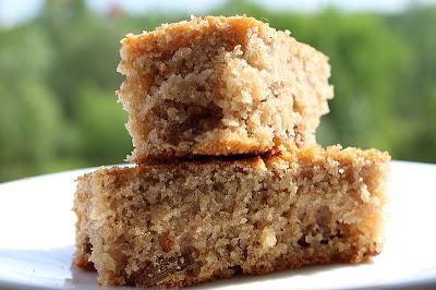 Ciasto z amarantusem - bezglutenowe, bezmleczne