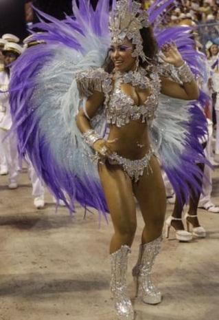 Carnaval de Brasil en el sexo