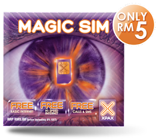 magic sim, celcom