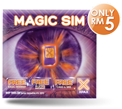 Jom Bertukar ke Magic Sim
