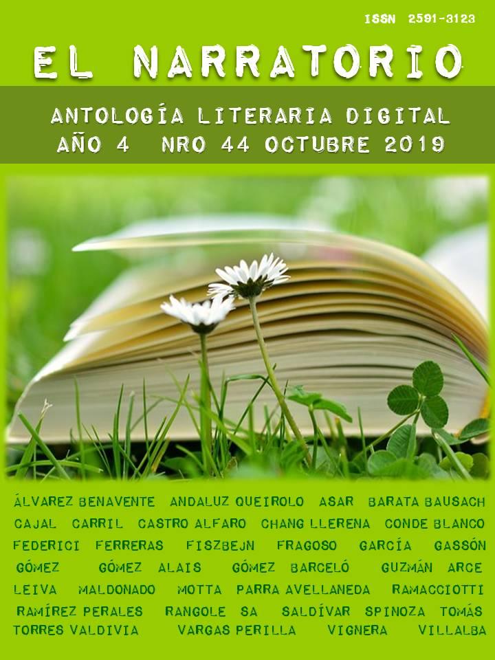 EL NARRATORIO  ANTOLOGÍA LITERARIA DIGITAL NRO 44