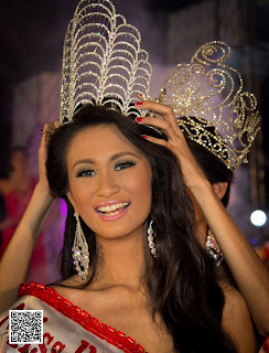 Yvethe Marie Santiago for Binibining Pilipinas 2014
