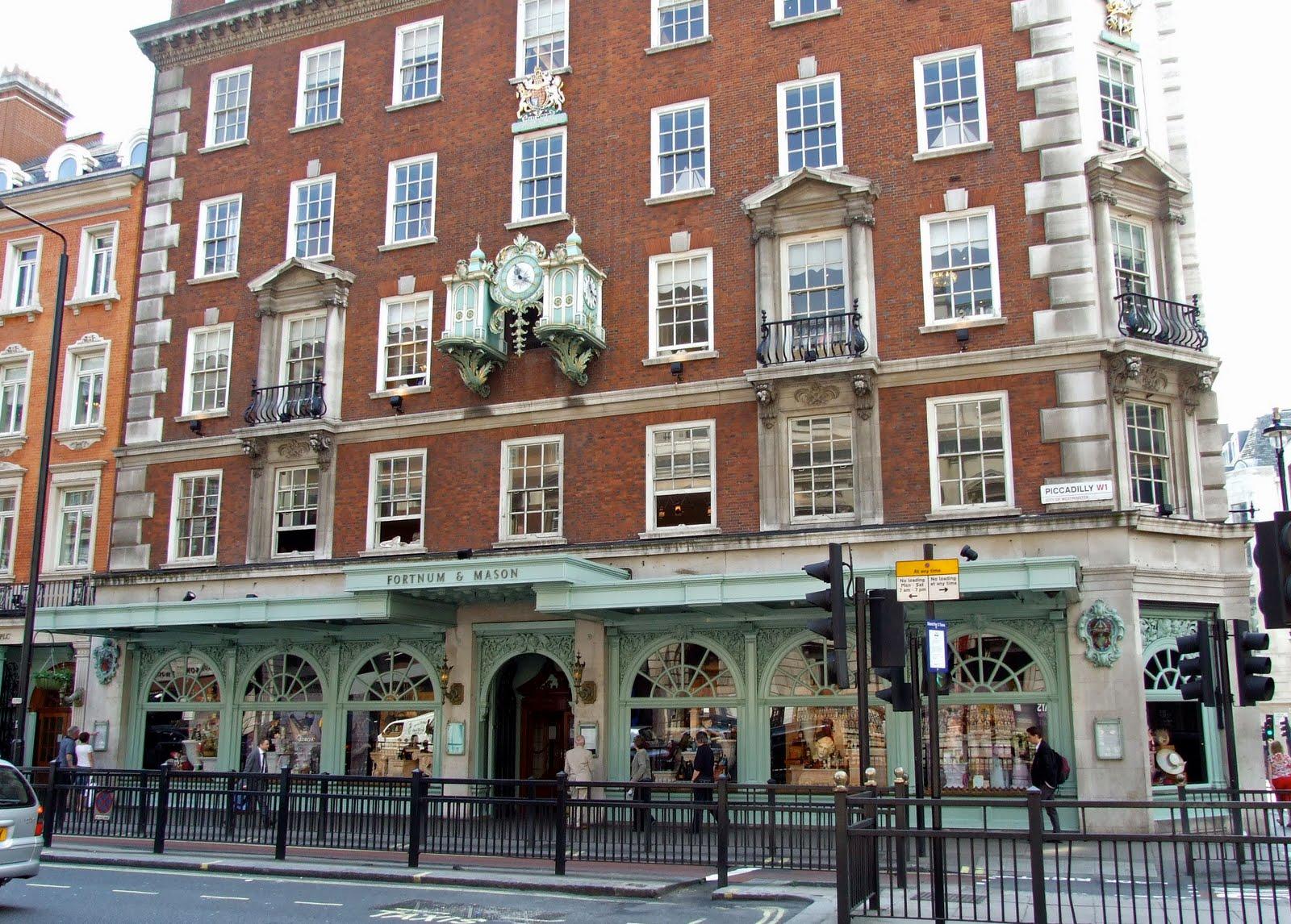 Access london fortnum and mason the restaurants for Maison london