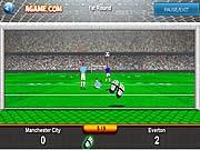 Thủ môn xuất sắc, chơi game đá bóng online cực hay